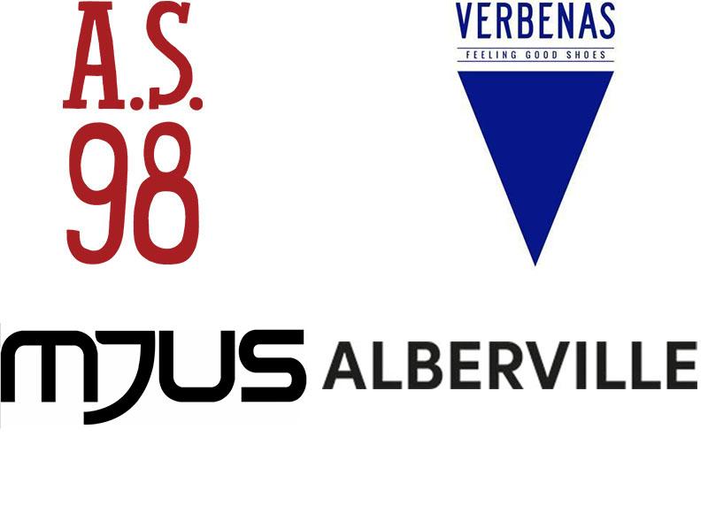 Våra märkens loggor
